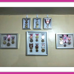 DIY Wall of Fame For Your Kids Achievements