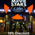 Movie Stars Cafe – SM Mall of Asia Seaside Blvd – Perfect Family Party Venue