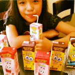 Goody Gulp Spongebob and Patrick Strawberry and Chocolate Drinks