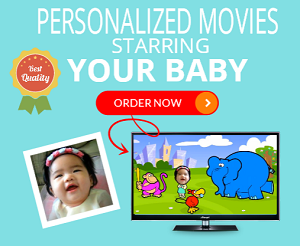 Your Baby Is The Star!