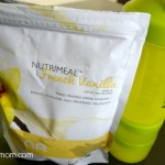 My First Taste of USANA Nutrimeal French Vanilla