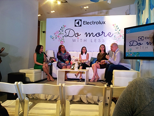 Electrolux Do More With Less