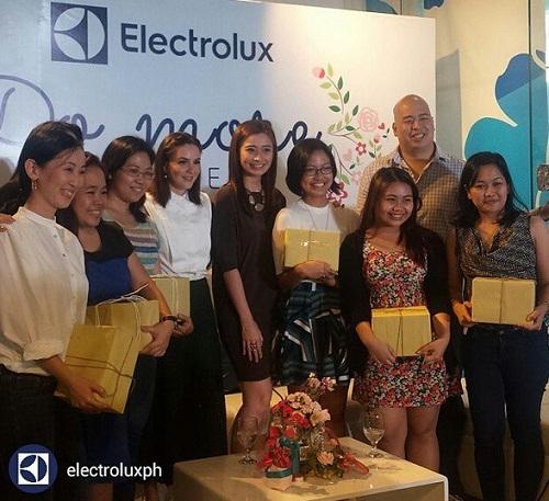 Abenson Electrolux Media Launch