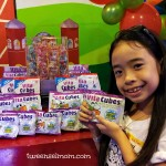 Vita Cubes Fruit-Flavored Jelly Candy Fun Day