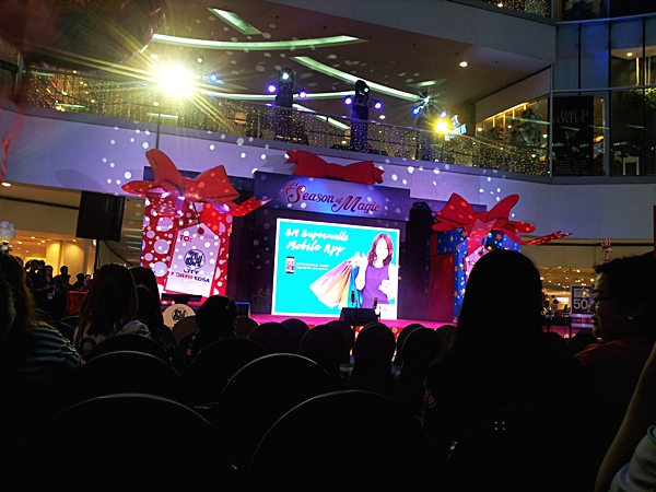 SM Grand Christmas Launch 2015