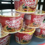 Nissin Souper Meal – Bigger, More Filling And Great Tasting Noodle Bowls