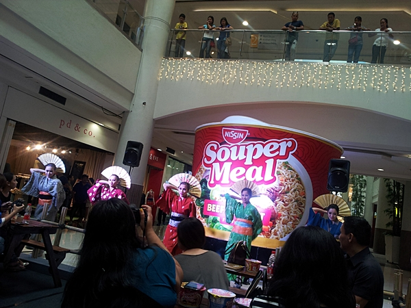 Nissin Souper Meal Food Trip