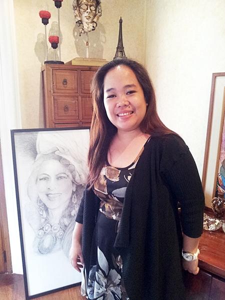 Tessa Prieto-Valdez - Globe Media Launch