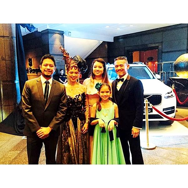Tessa Prieto Valdez Family