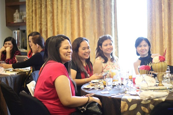 Mommy Bloggers Philippines Christmas Party