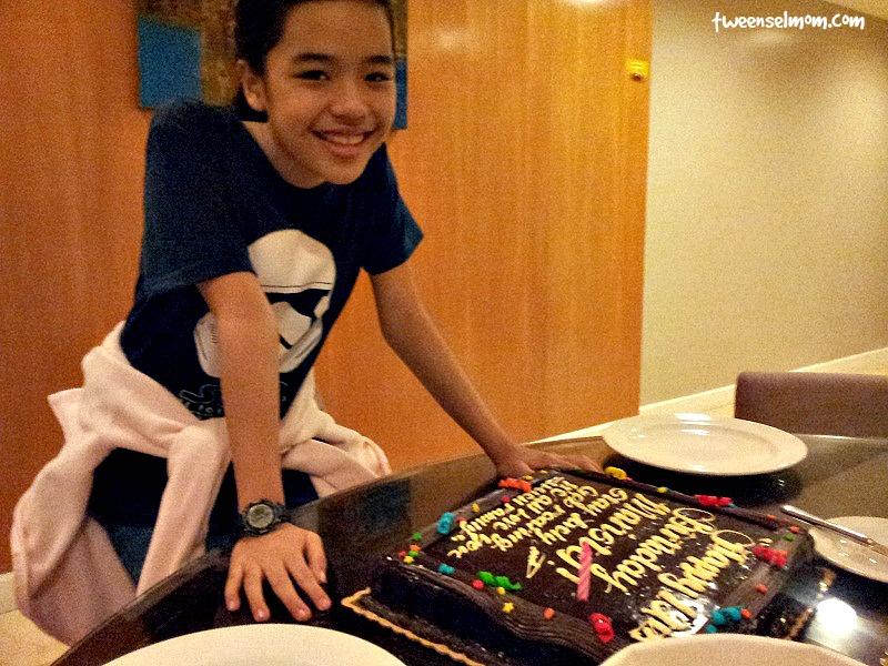 12th Birthday With A Red Ribbon Dedication Cake Tweenselmom