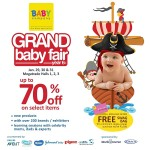 Baby Company Grand Baby Fair 2016 – Tips For Easy Shopping