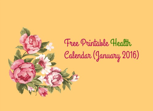 free printable calendar blog