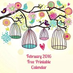 Free Monthly Health Calendar – February as Philippine Heart Month