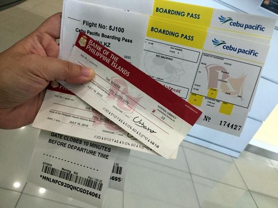 Kidzania Boarding Pass