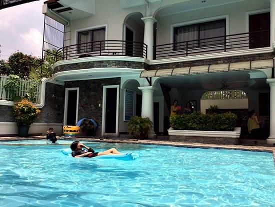 Casa Primera pool