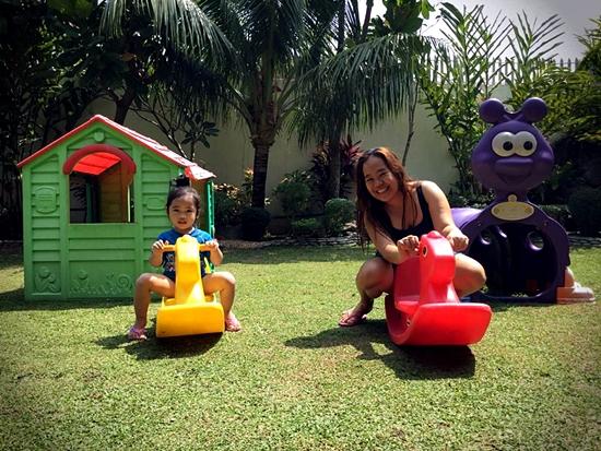 Casa Primera play area