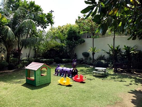 Casa Primera garden
