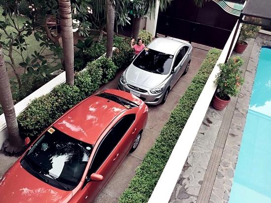 Casa Primera parking