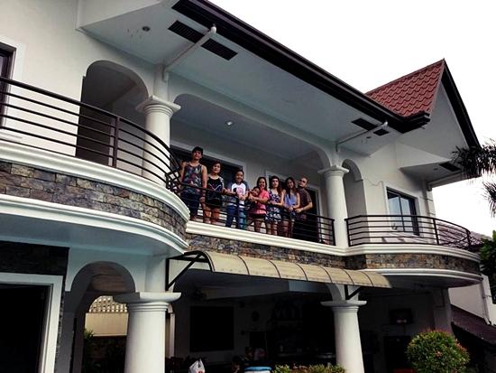 Casa Primera terrace