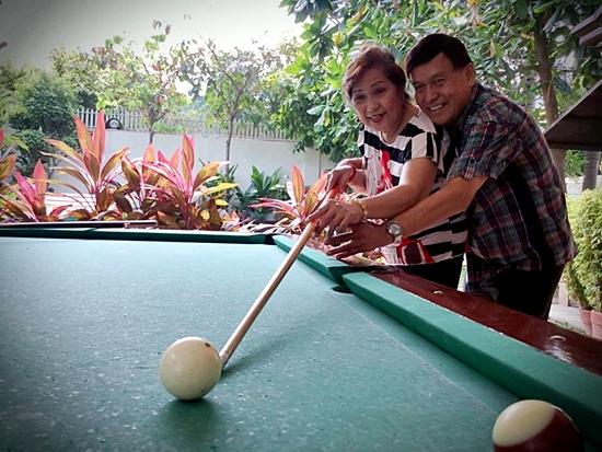 Casa Primera billiards