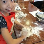 Fun Pretzel Baking In Brotzeit Shangri-la