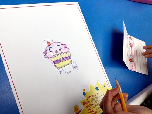 Shopville Manila Cupcake Design