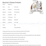 Cheese Brezn – Bavarian Cheese Pretzels Recipe