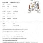 Cheese Brezn – Bavarian Cheese Pretzels Recipe