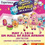 Shopville Manila for Shopkins Fans In Mall Of Asia