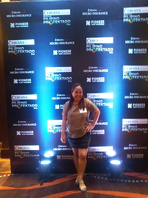 Cebuana Lhuillier's #NationalPilipinoProtektadoDay held at the posh Fairmont Hotel