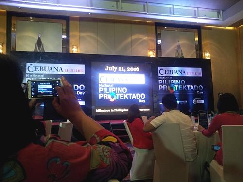 National Pilipino Protektado Day