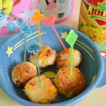 School Snack Tip : Jolly Corn And Hotdog Fritters