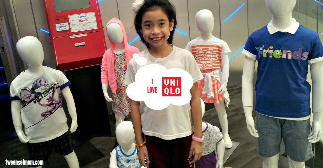 fun and practical Uniqlo shirts