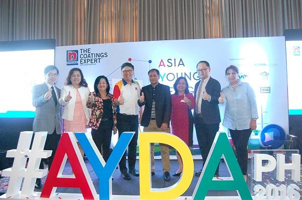 Nippon Paint Asia Young Designer Award AYDA