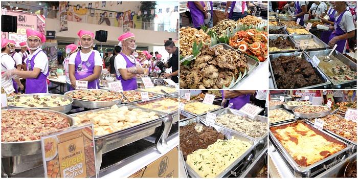 SM Hypermarket Streetfood Festival