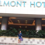 One Beautiful Day At Belmont Hotel