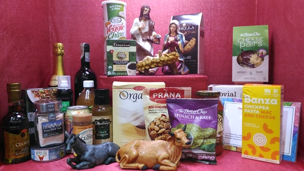 The Star Of Bethlehem Healthy Options Holiday Box