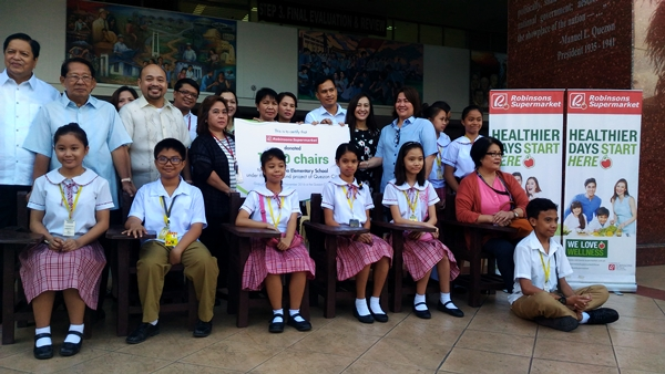 Robinsons Ecosaver and Green Fund Project