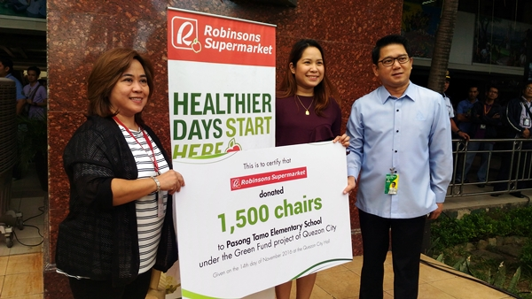 Ecosavers Green Fund Turnover of Chairs