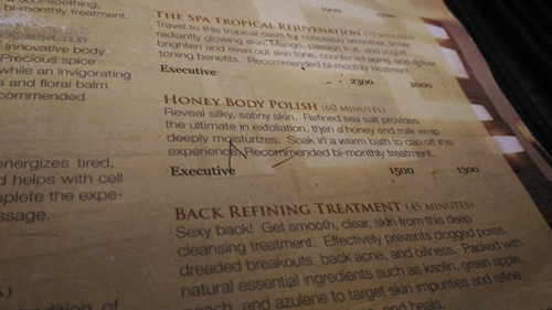 The Spa Honey Body Polish