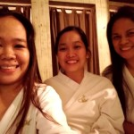 First Time At The Spa – Pampering With My Mommy Friends