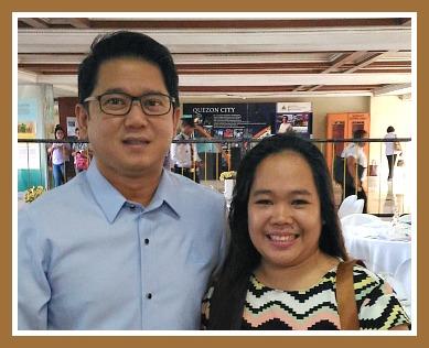 me with Mayor Herbert Bautista