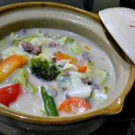 The Secret In Cooking Creamy Chopsuey