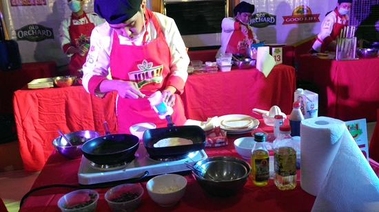 Jolly University Grand Cooking Challenge
