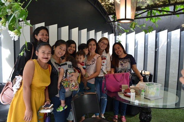 Moms from Mommy Bloggers Philippines