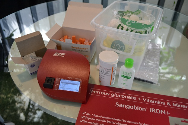 Blood Testing kit