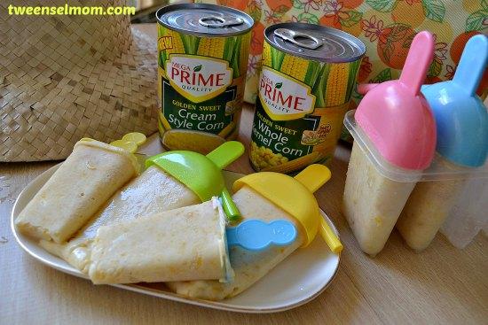 sweet corn cold dessert mega prime