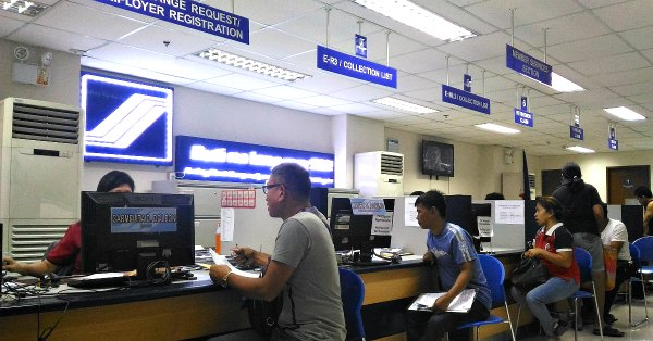 SSS Fairview Branch
