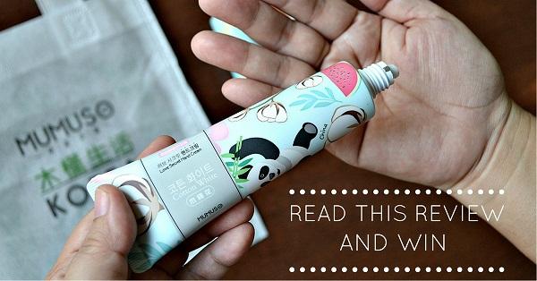 Mumuso Love Secret Hand Cream